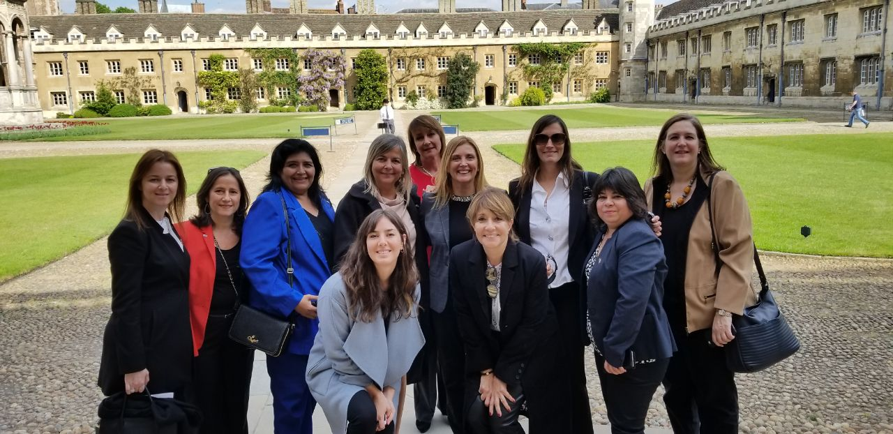 Un encuentro en Cambridge