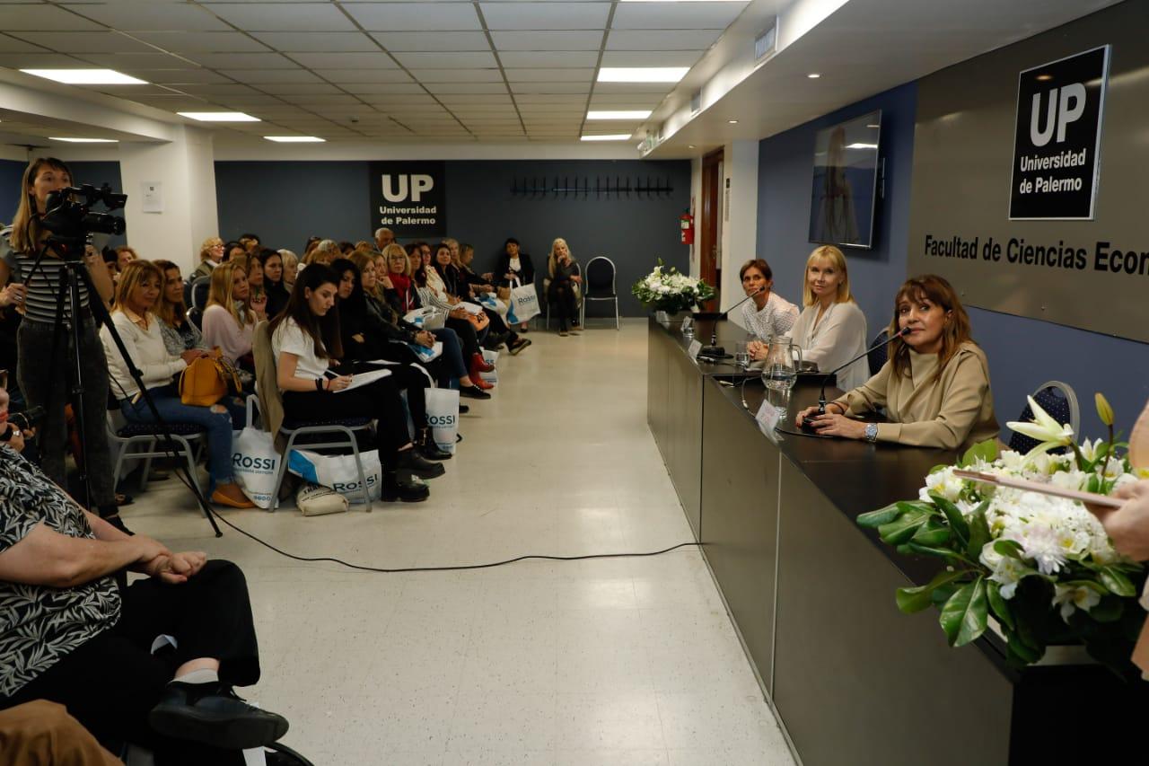 Mujeres Empresarias en la Universidad de Palermo