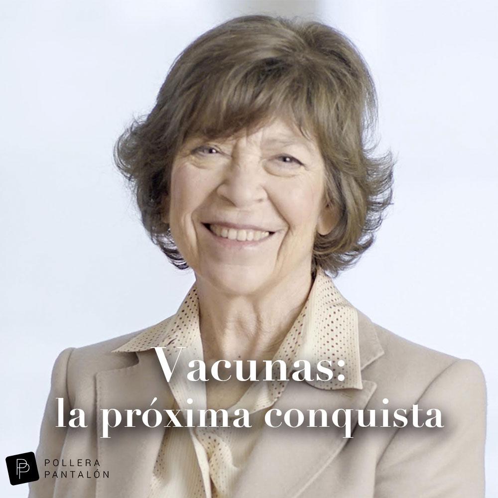 "#PPMeetups Silvia Gold –  ""Vacunas: La próxima conquista"""